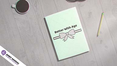 The British Voice Artist - Better With Age