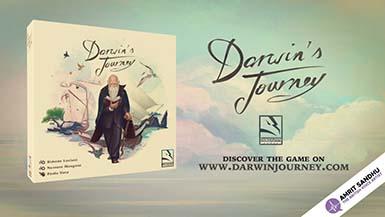 The British Voice Artist - Darwin's Journey