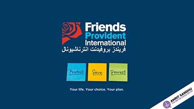 The British Voice Artist - Friends Provident International