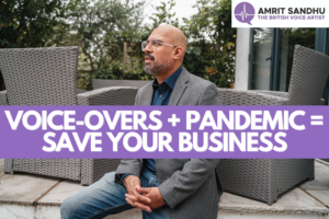 Why Voice Overs Are Important for Marketing During the Pandemic