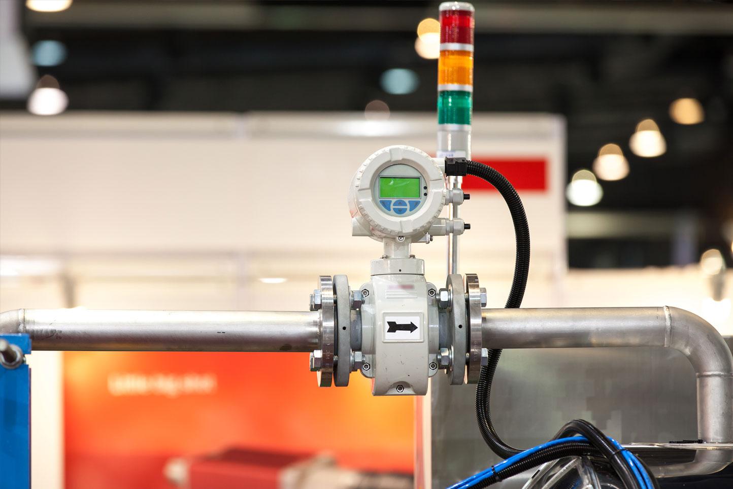 CNG Controls – Compressor Monitoring