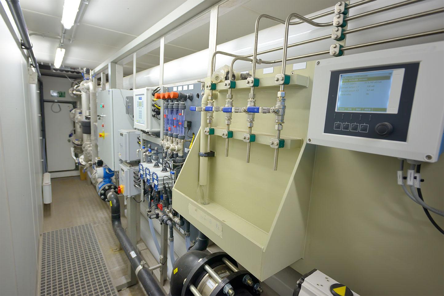 Remote Monitoring – Water Tank