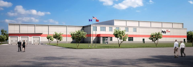 PRESS RELEASE: POLY FLEX SELECTS KAUKAUNA FOR EXPANSION FACILITY