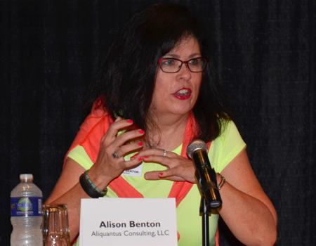 Alison Benton, Aliquantus Consulting, LLC