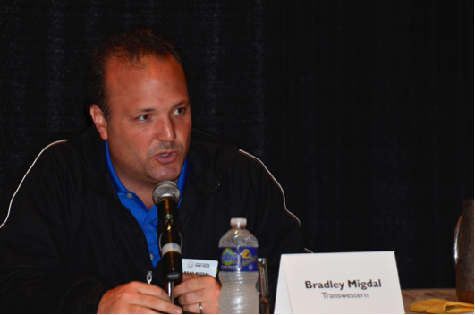 Bradley Migdal, Transwestern