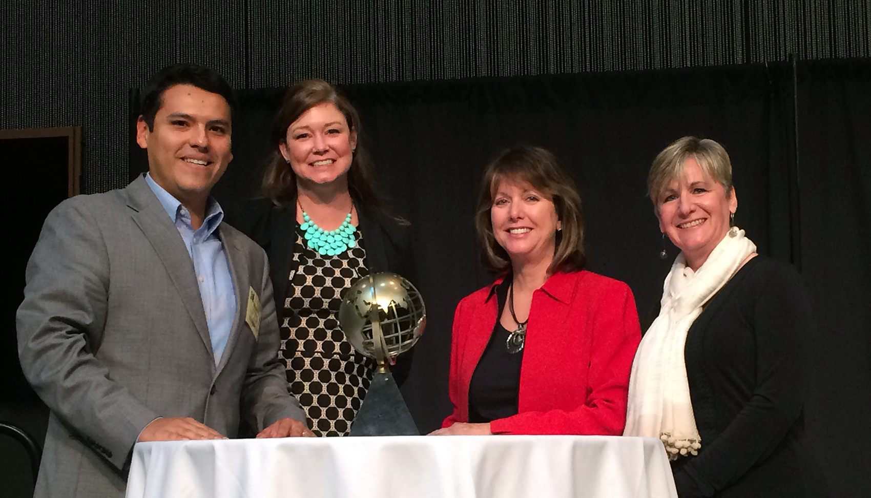 "Fox Cities Regional Partnership Wins International ""Best in Show"" Award for Talent Upload"
