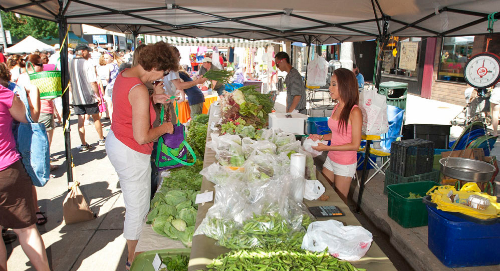 Fox Cities Farmers Markets