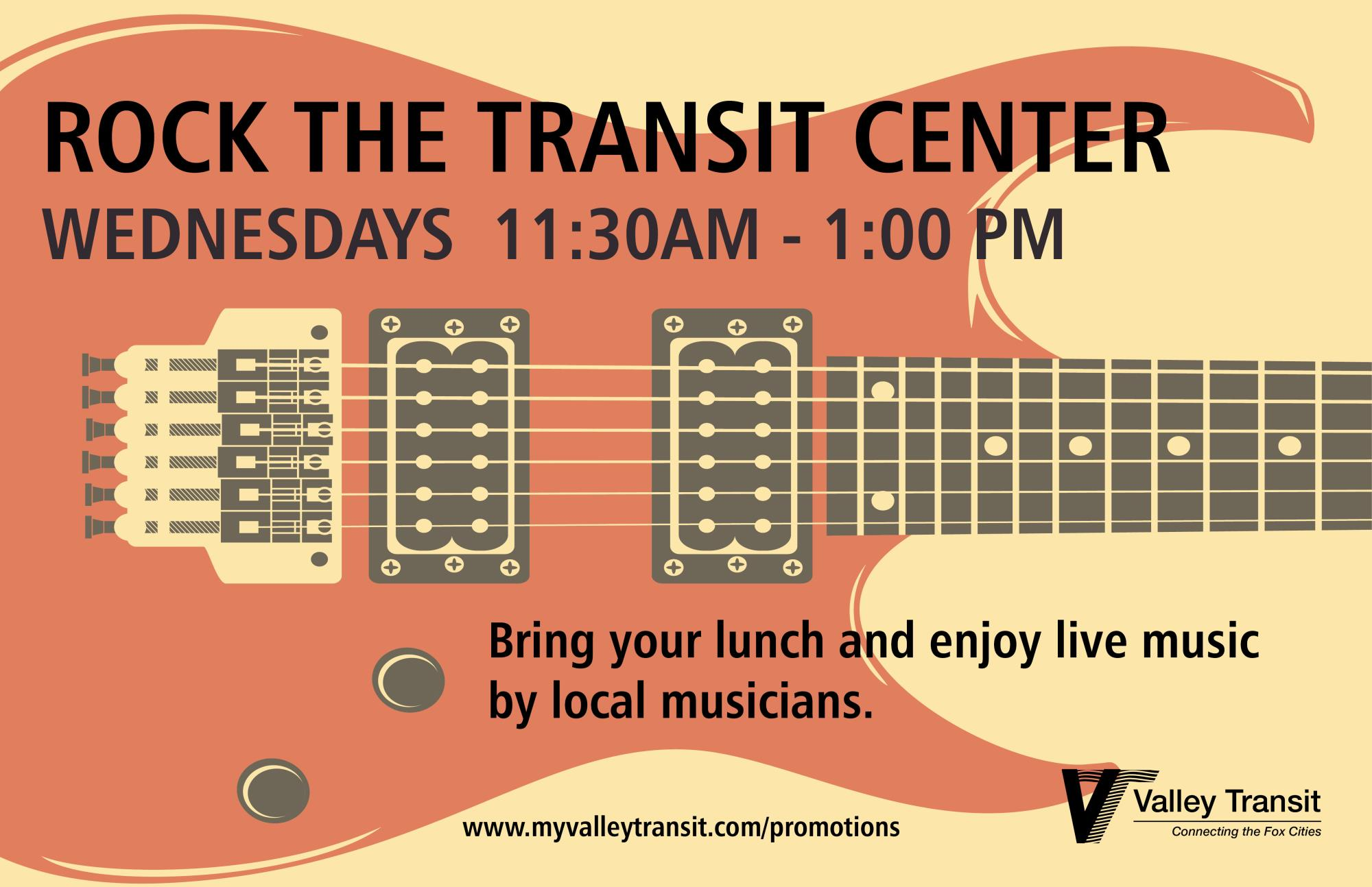 Rock the Transit Center