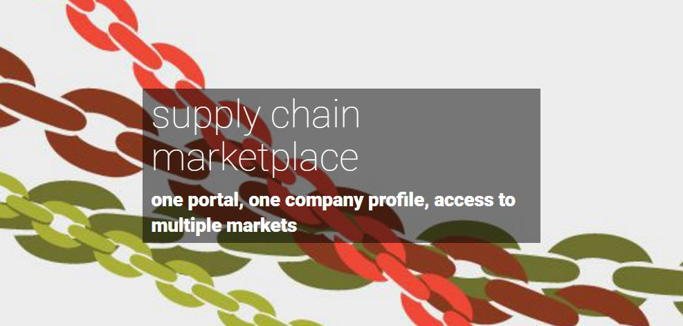 Get Noticed on the Supply Chain Marketplace