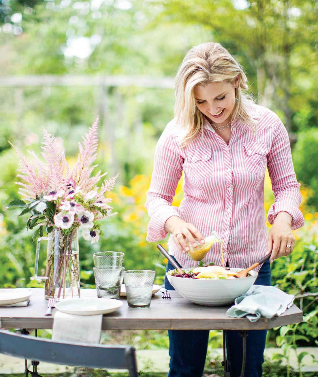 Cookbook Author Rebecca Lang