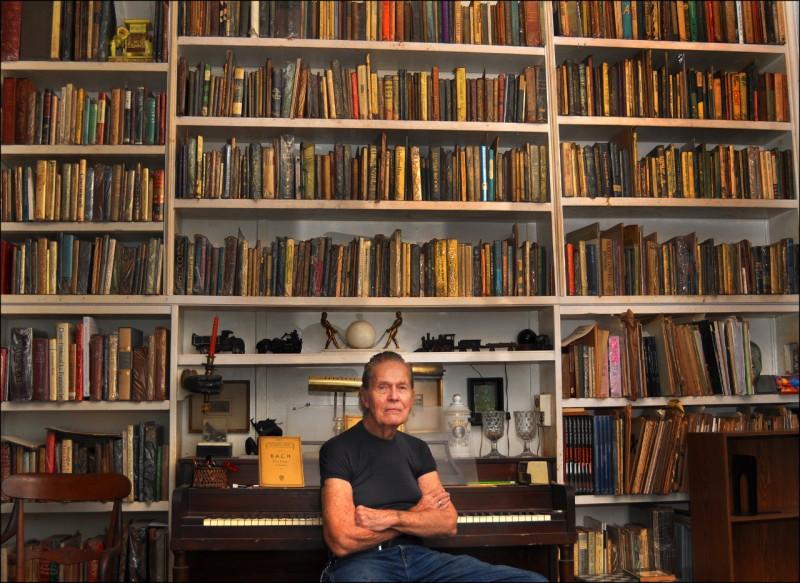 Kirby Congdon Key West's First Poet Laureate