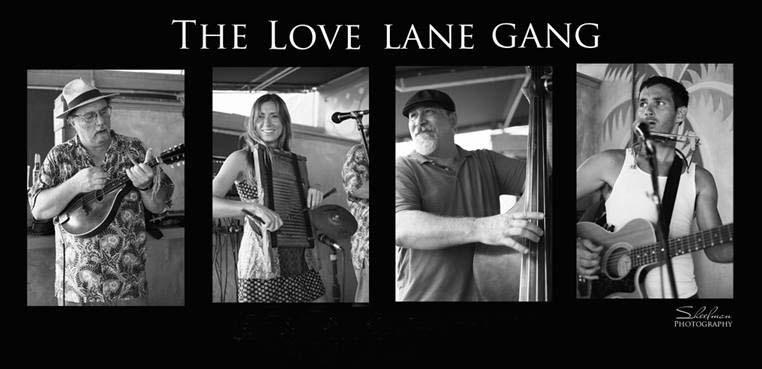 Love Lane Gang Of Four!