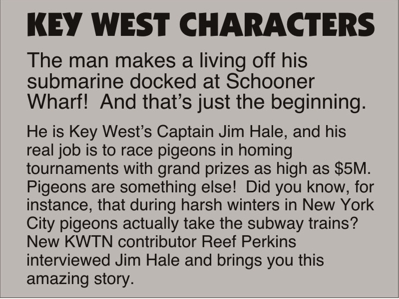 KEY WEST CHARACTERS