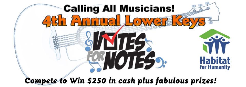 2014 Votes for notes web-banner