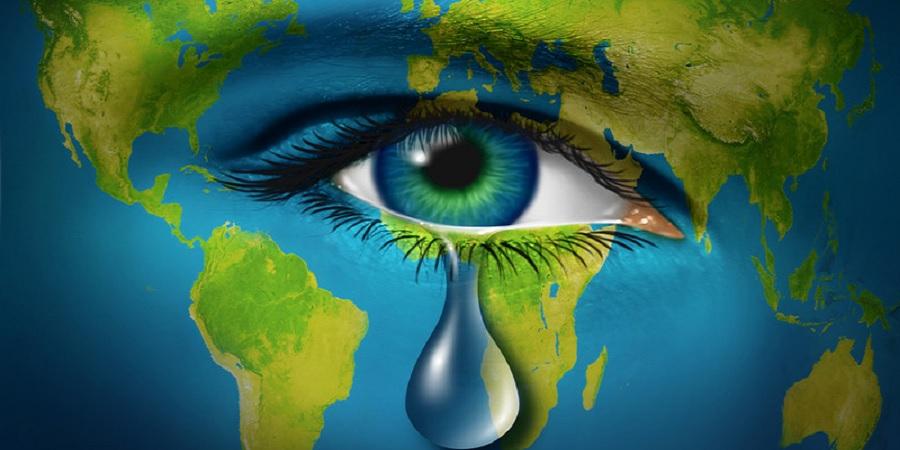 Mother Earth Tears