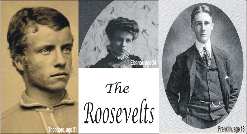 THE ROOSEVELTS corrected