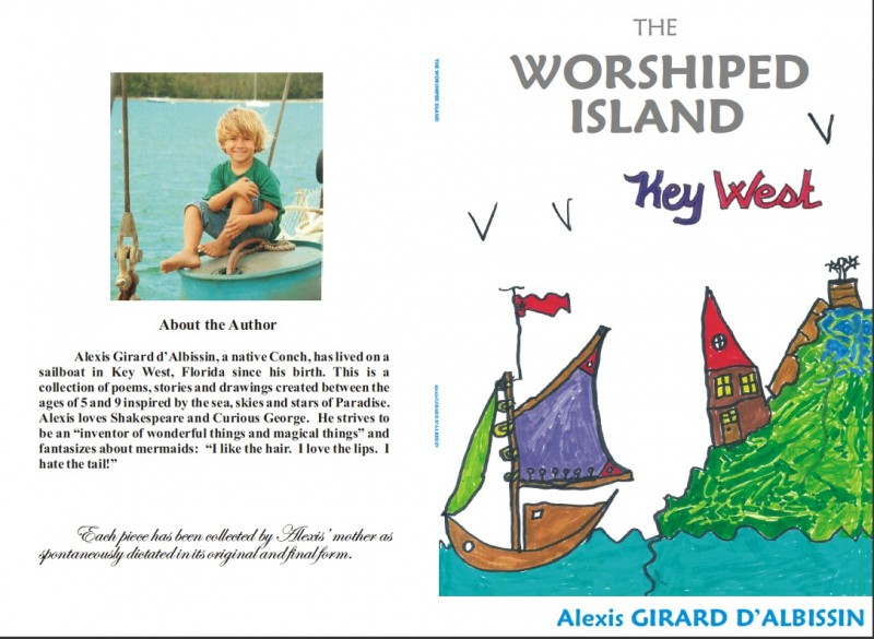 Worshiped Island cover copy