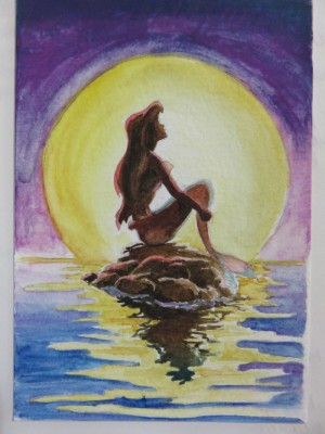 clementine age 18 mermaid