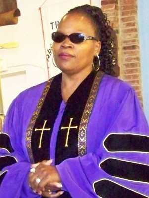 The Reverend Dr. Magby