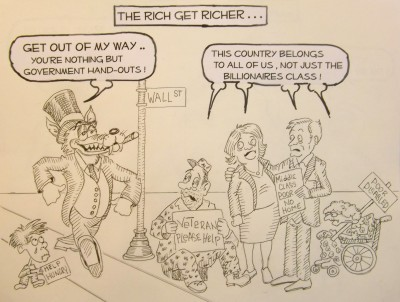 Rich Become Richer- Tunatoons