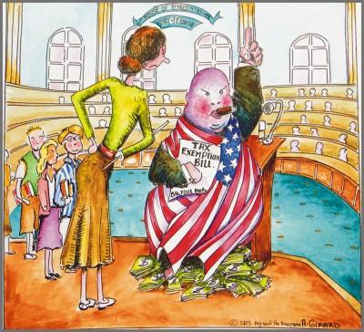 Legislators Choose Students and Teachers Over Privatized Military Housing Developers