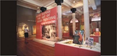 Final Days of Suzie dePoo Exhibit:  The Art of Handprinting