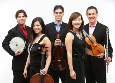 CLASSICAL JAM TO PERFORM AT SAN CARLOS INSTITUTE
