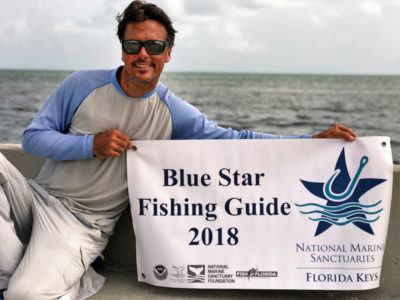 Blue Star Fishing Guide Program Logs First Trained Participants