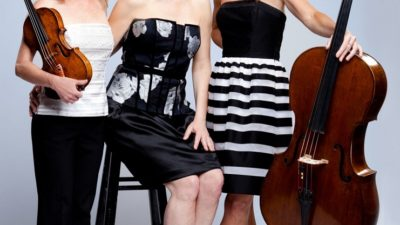 Eroica Trio to Give Impromptu Concert Performance atSt. Paul's Episcopal Church onMarch 11