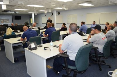 FBI Miami and Key West Police Department Host Active Shooter Training