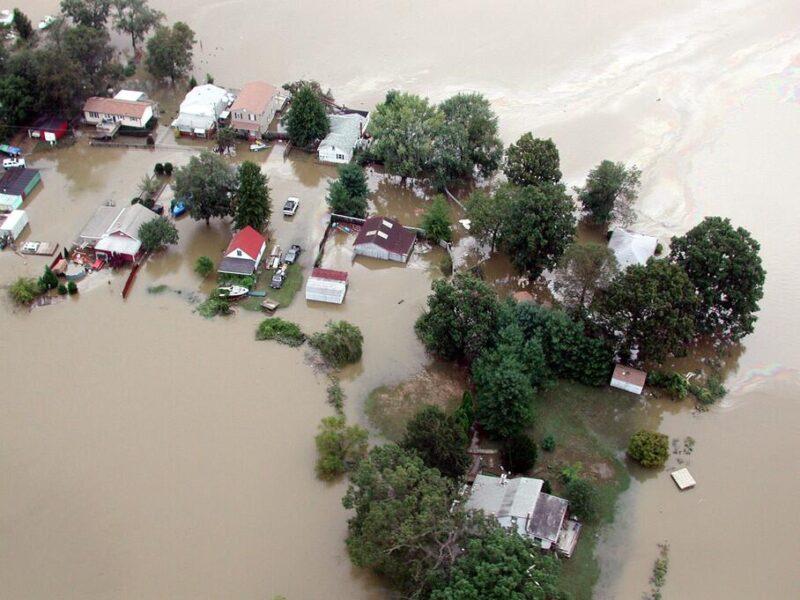 Photo: FEMA/Crystal Payton hurricane flooding