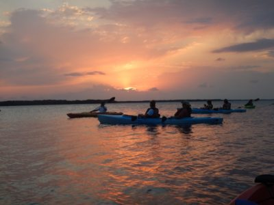 Florida Keys Wildlife Society Launches this Year's Monthly Full Moon Kayak Excursions