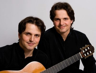 Katona Twins Give Impromptu Concert Performance at St. Paul's Episcopal Church onFeb. 25