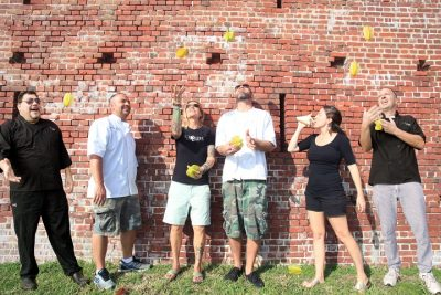 Edible History Continues with Conch Revival Picnic at Fort East Martello, Cook-off Adds Delicious Twist