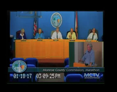 Public Censure Makes George the Mayor, as Rest of Commission Is Worse Than George on Financial Reporting