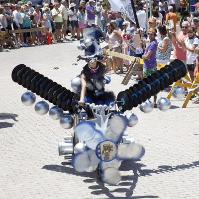 Call for Artists for the Key West Art & Historical Society Third Annual Papio Kinetic Sculpture and Art Bike Parade