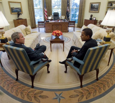 Trump's Foreign Policy: Obama's Third Term, Bush's Fifth