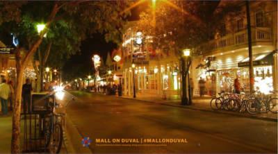 It's For Real! Pedestrian Mall on Duval this Weekend, 500-700 Blocks