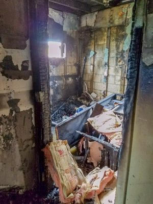 Monroe County Fire Rescue Extinguishes House Fire on Stock Island