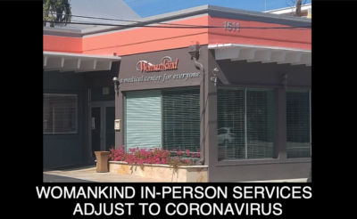 Womankind Adjusts In-Person Services in Response to Covid-19