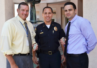 KWPD Adds 2 New Officers to Ranks