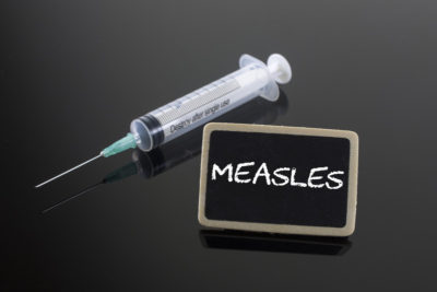 Two Weeks and Ten Phone Calls: Quest for a Measles Vaccine