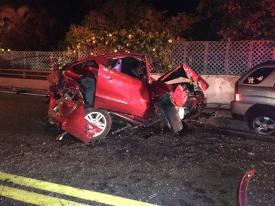 Unbelievable! Crash Results In Only Minor Injuries...