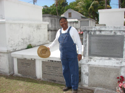 Historic Key West Cemetery Stroll, January 27, 2018