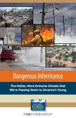 Report: Millennials Experiencing Record Heat and Extreme Precipitation