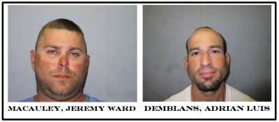 Arrests Made in Tavernier Double Murder