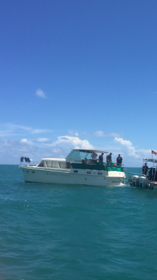 KWPD Underwater Search and Recovery Team Saves Man's Life