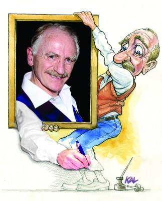 Cartoonist Kevin Kallaugher Presents Free Talk, March 1