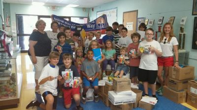"""United Way of the Florida Keys to """"Stuff the Bus"""" this Summer"""