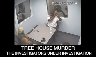 TREE HOUSE MURDER: The Investigators Under Investigation